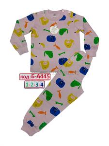Пижама Bobonchik Б-А445/3
