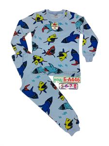 Пижама Bobonchik Б-А446/4