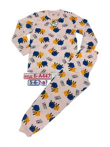 Пижама Bobonchik Б-А447/2